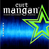 Curt Mangan 110 Nickel Bass COATED Single String - Dynamic Music Distribution