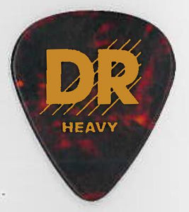 DR Tort Cell Pick 72Pc Pk Heavy - Dynamic Music Distribution