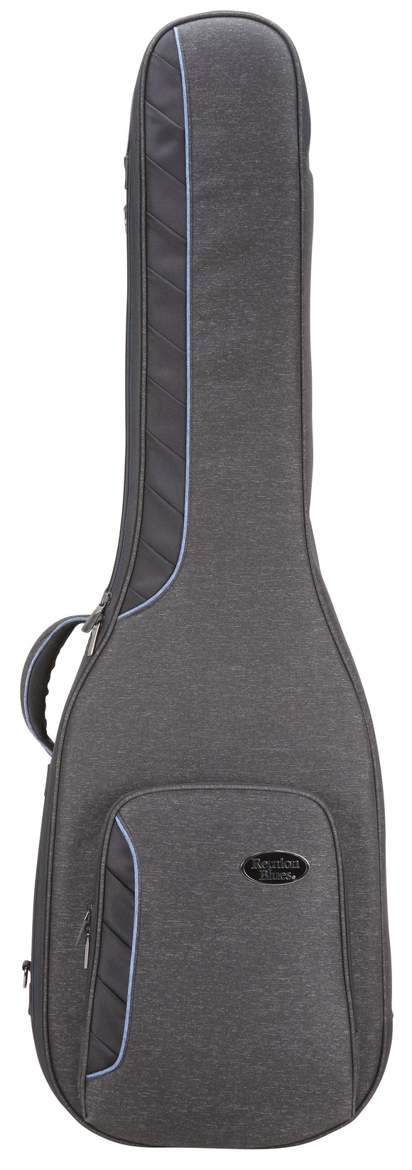 Reunion Blues Continental Voyager Double Electric Bass Guitar Case - Dynamic Music Distribution