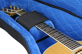 Reunion Blues Continental Voyager Dreadnought Acoustic Guitar Gig Bag - Dynamic Music Distribution
