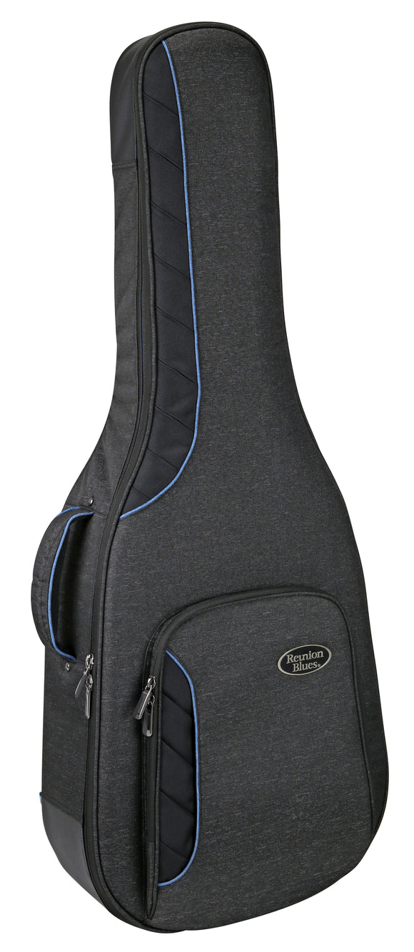 Reunion Blues Continental Voyager Small Bodied Acoustic Guitar Gig Bag - Dynamic Music Distribution