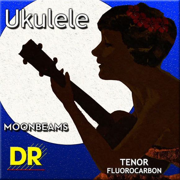 DR Moonbeam Tenor Uke Strings - Dynamic Music Distribution