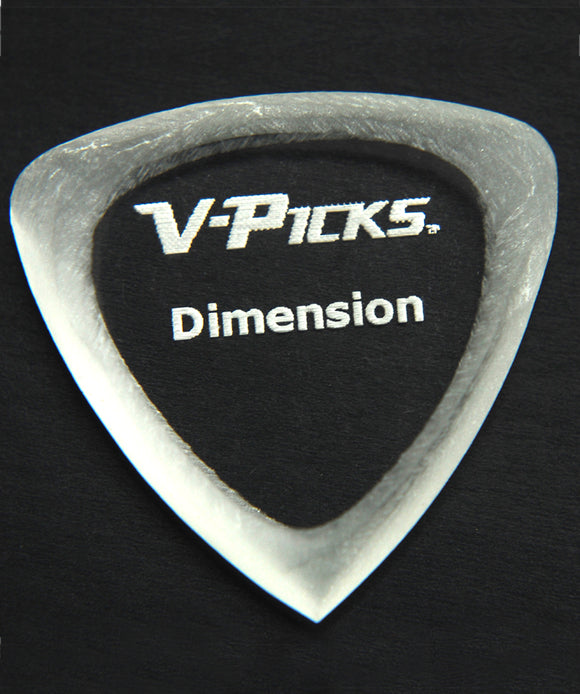 Dimension Ghost Rim - Guitar Pick - Dynamic Music Distribution