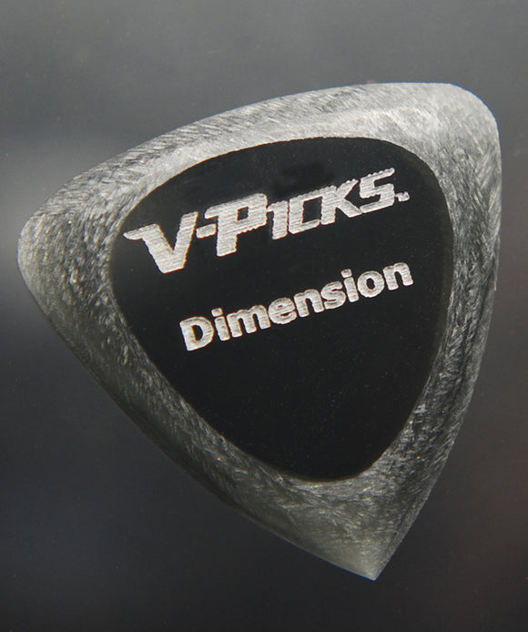 Dimension Smokey Mountain Ghost Rim - Guitar Pick - Dynamic Music Distribution