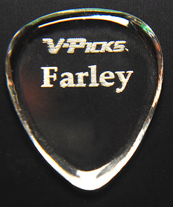 Farley - Guitar Pick - Dynamic Music Distribution