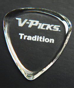 Tradition Guitar Pick - Dynamic Music Distribution