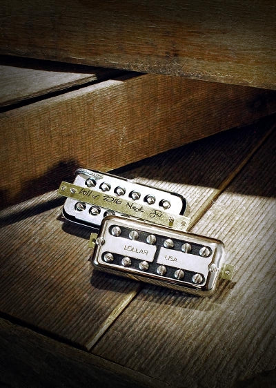 Lollar Pickups Lollartron (Humbucker Mount) - Dynamic Music Distribution
