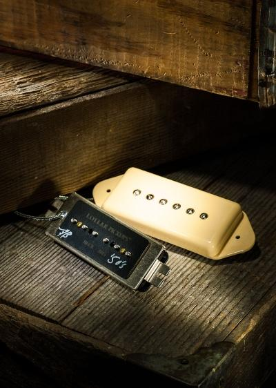 Lollar Pickups P90 Dogear ('50s Wind) - Dynamic Music Distribution