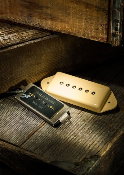 Lollar Pickups P90 Dogear - Dynamic Music Distribution