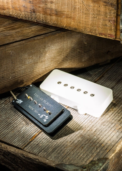 Lollar Pickups P90 Jazzmaster - Dynamic Music Distribution