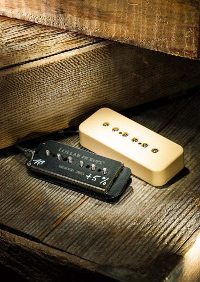 Lollar Pickups P90 (Overwound Bridge) - Dynamic Music Distribution