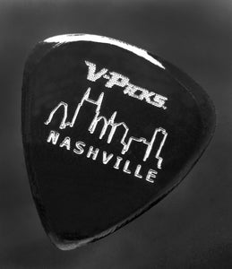 Nashville Guitar Pick - Dynamic Music Distribution