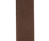 Reunion Blues Merino Wool Guitar Strap, Brown - Dynamic Music Distribution
