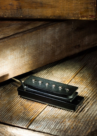 Lollar Pickups Chicago Steel (for 6 String) - Dynamic Music Distribution
