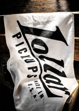 Lollar Pickups Towel - Dynamic Music Distribution