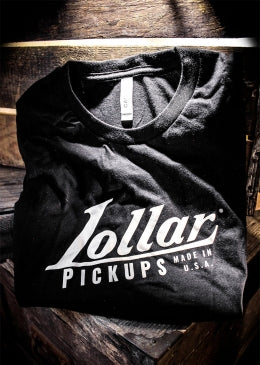 Lollar Pickups T-Shirt (Medium) - Dynamic Music Distribution