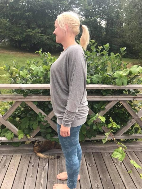 Breezy top, dame 34-54-Mønstre-MADE BY RUNI-Juels.dk