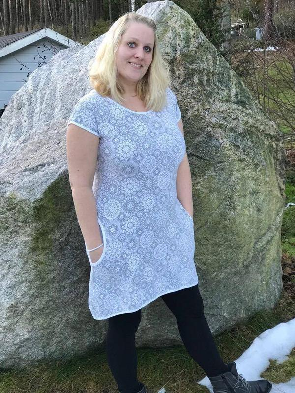 Every day dress woman-Mønstre-MADE BY RUNI-Juels.dk