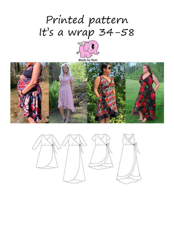 It's a Wrap, Woman str. 34-54-MADE BY RUNI-Juels.dk
