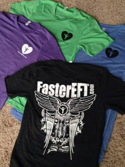 FasterEFT T-Shirts – Wings Earth Angels