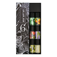 6 PC Essential Oils Box Gift Set