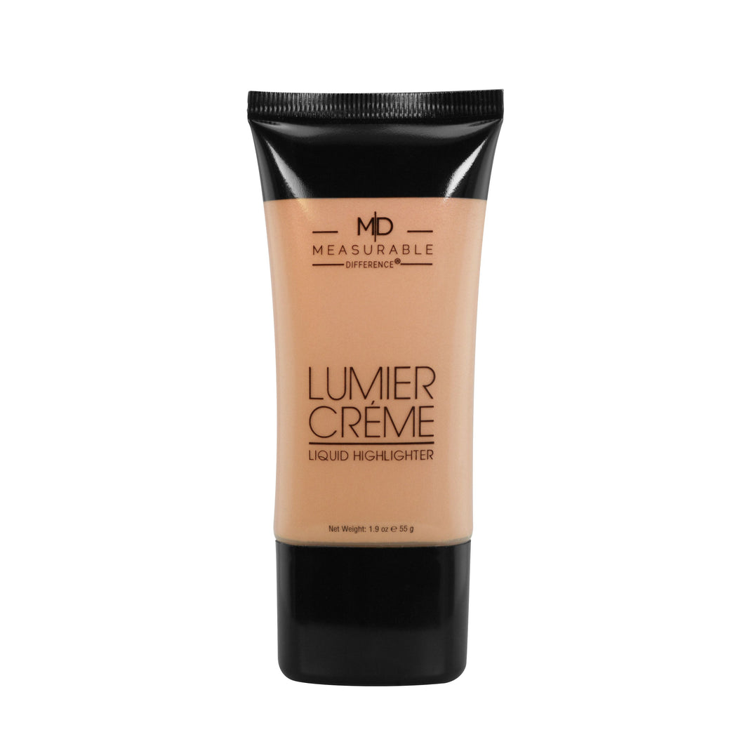 MD Lumier Creme Liquid Highlighter - Coral
