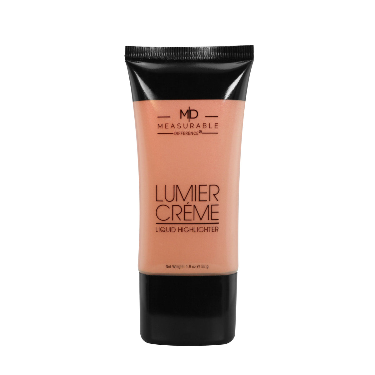 MD Lumier Creme Liquid Highlighter - Peach