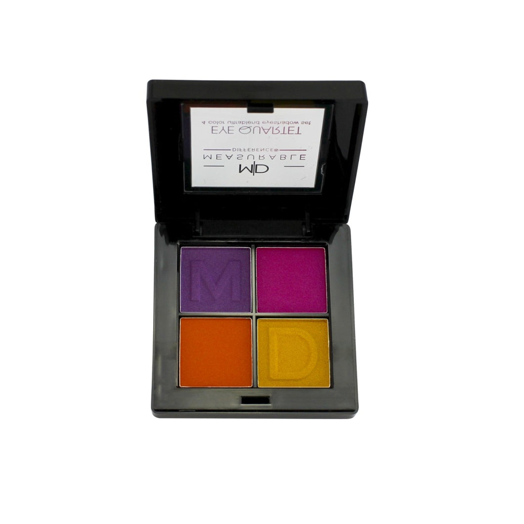 Eye Quartet Candy Pop Eyeshadow Palette