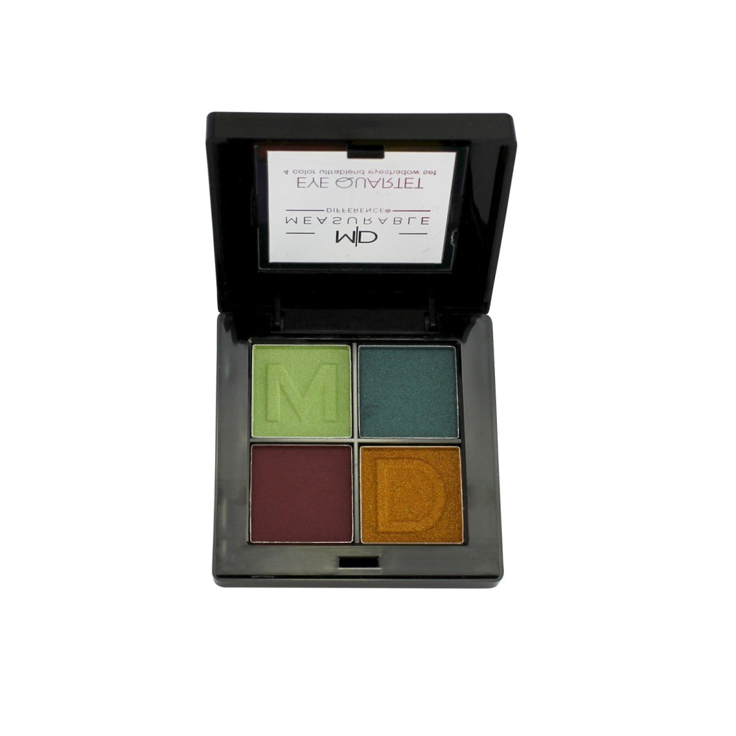 Eye Quartet Forest Stroll Eyeshadow Palette