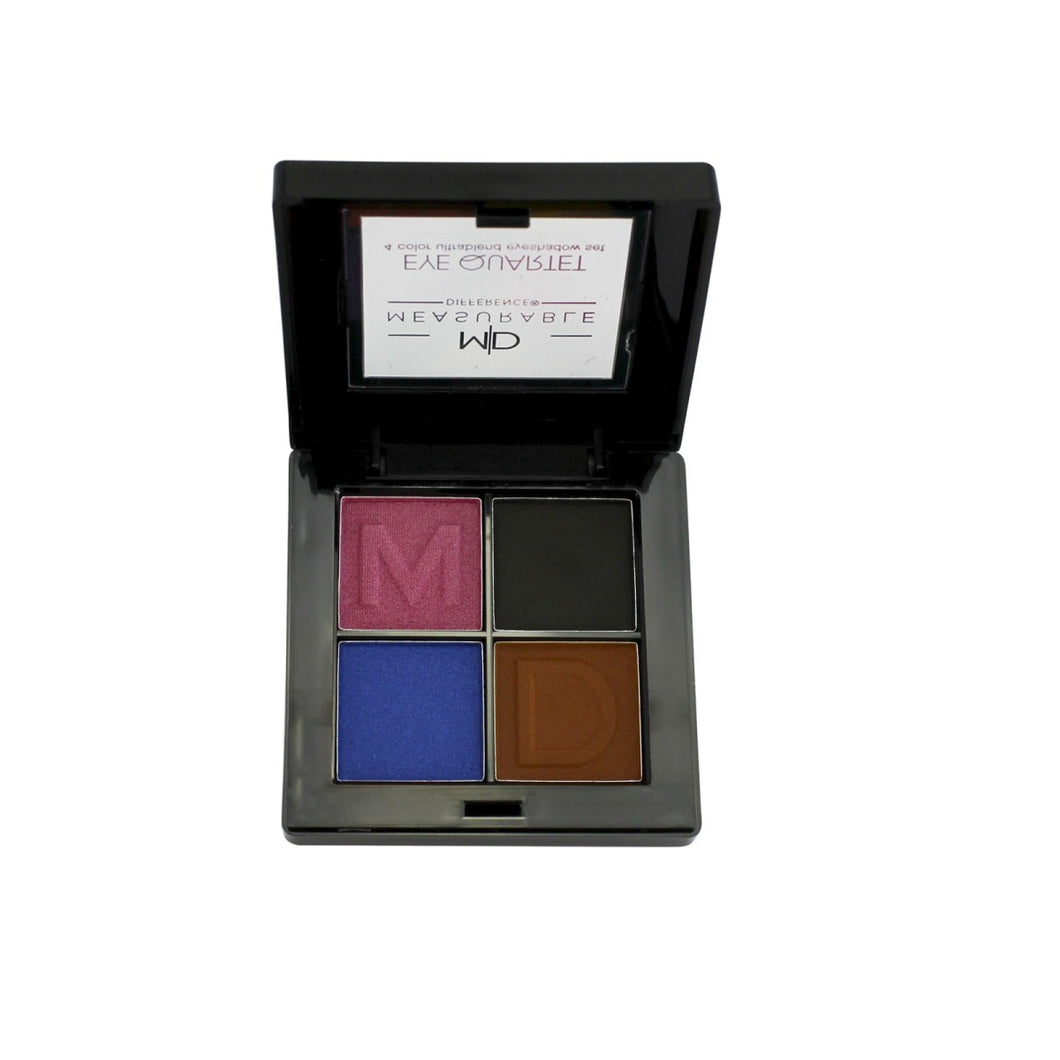 Eye Quartet Play It Safe Eyeshadow Palette