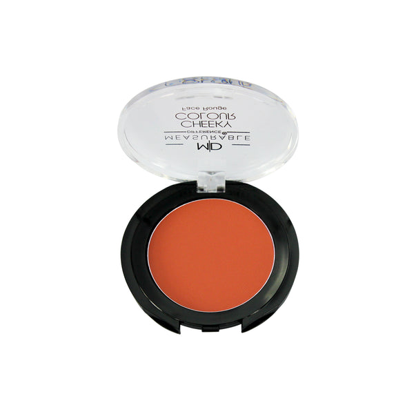 Cheeky Colour Peach Silk Blush