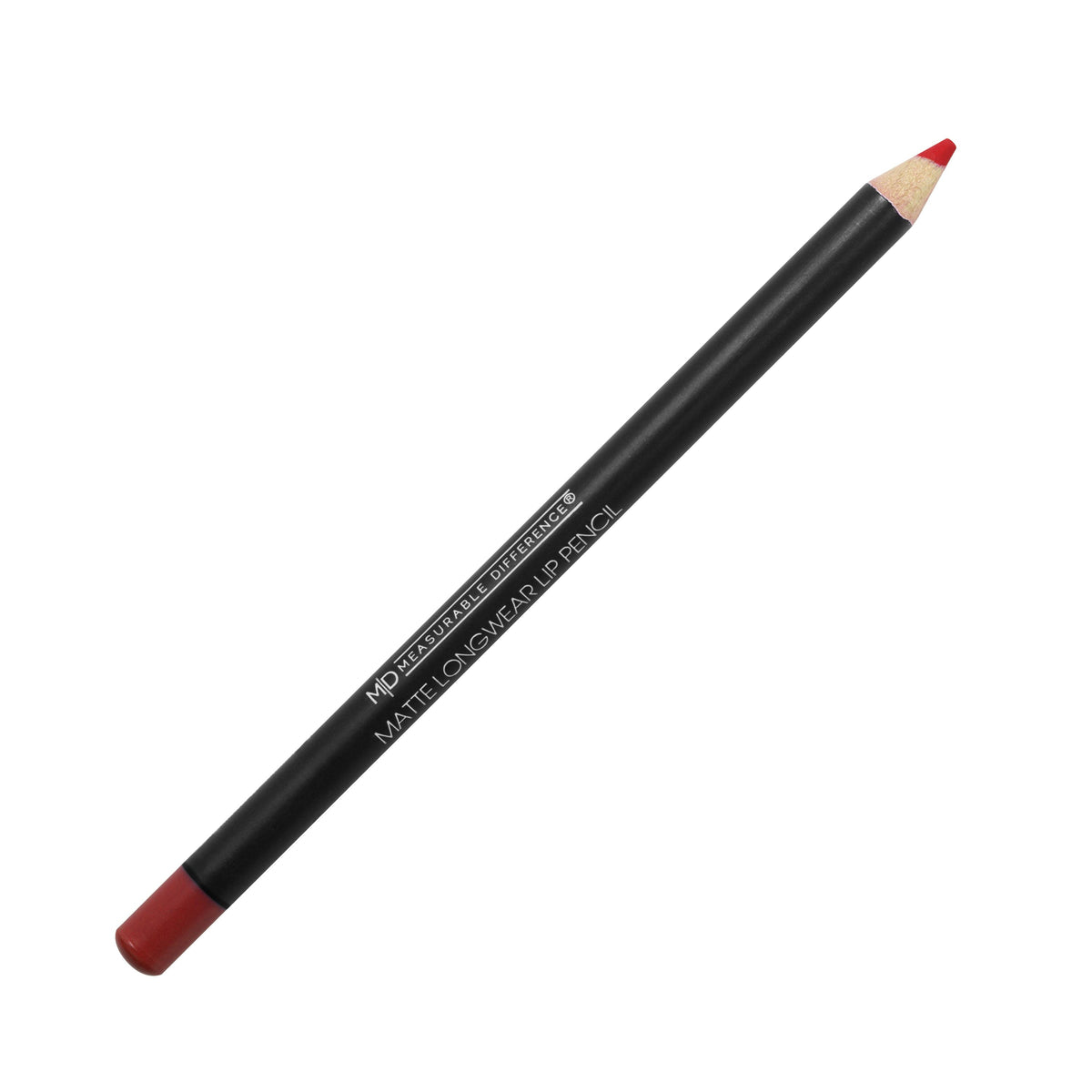 MD Matte Longwear Lip Pencil Cherry