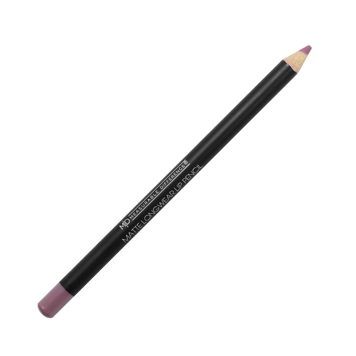 MD Matte Longwear Lip Pencil - Pink