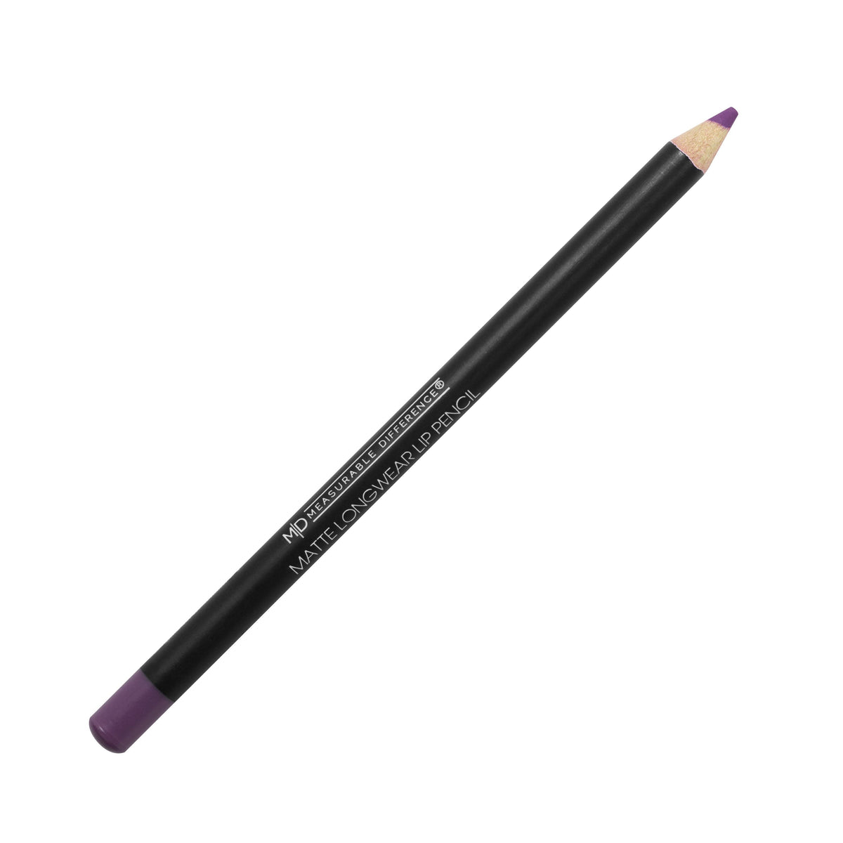 MD Matte Longwear Lip Pencil - Lavender