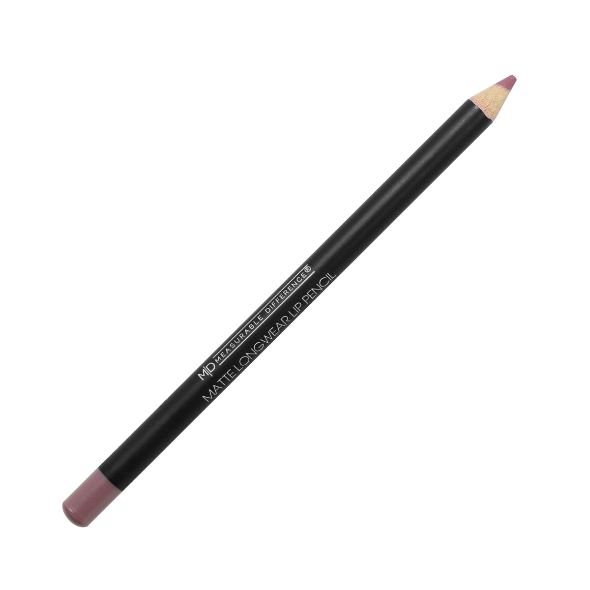 MD Matte Longwear Lip Pencil Dusty Rose