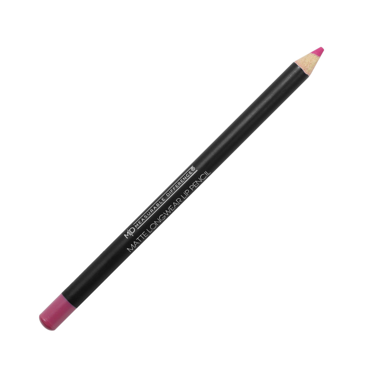 MD Matte Longwear Lip Pencil Fuchsia