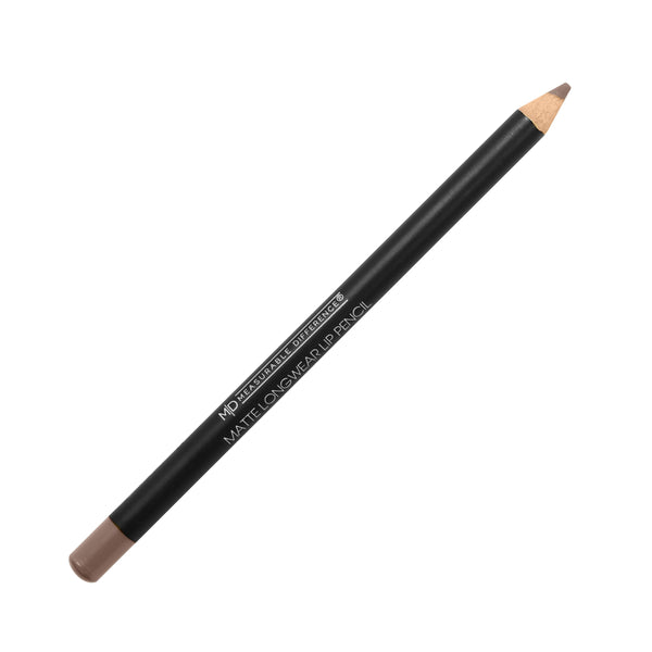 MD Matte Longwear Lip Pencil Beige