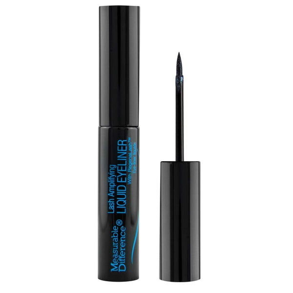 Lash Amplifying Liquid Eyeliner With RegenaLash™ - Black Pearl