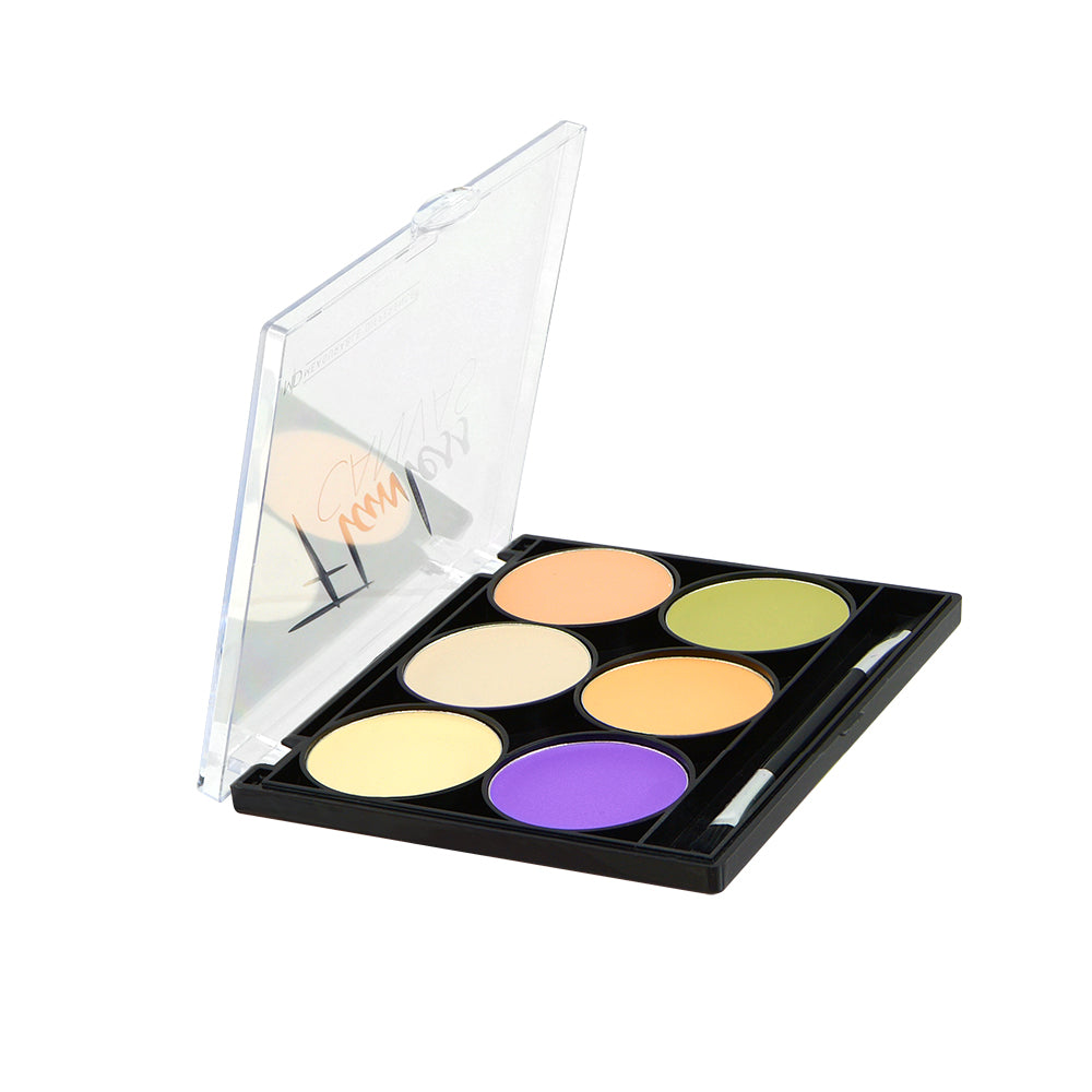 Flawless Canvas Cream Concealer + Color Corrector Palette