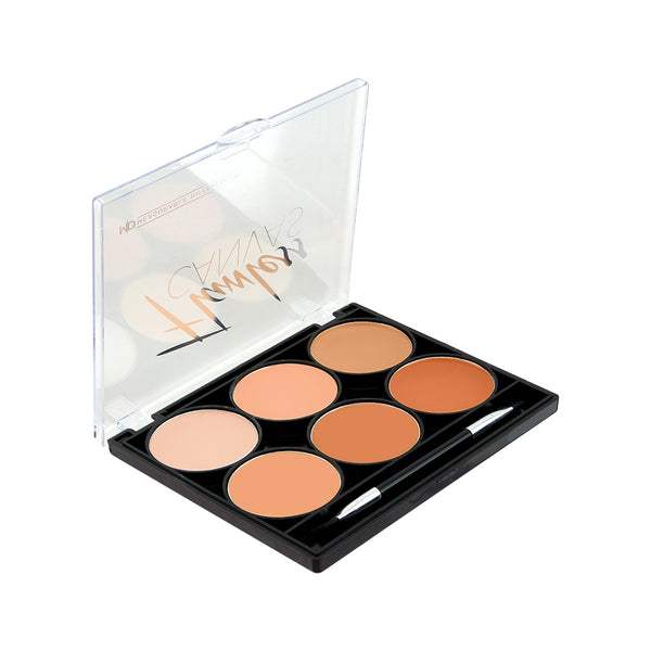 Flawless Canvas Cream Concealer Palette
