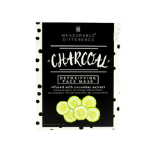 Load image into Gallery viewer, Charcoal Detoxifying Face Mask Infused with Cucumber Extract