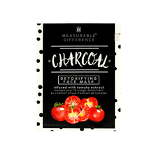 Load image into Gallery viewer, Charcoal Detoxifying Face Mask Infused with Tomato Extract