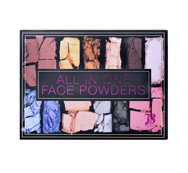 ALL-IN-ONE Face Powders Palette