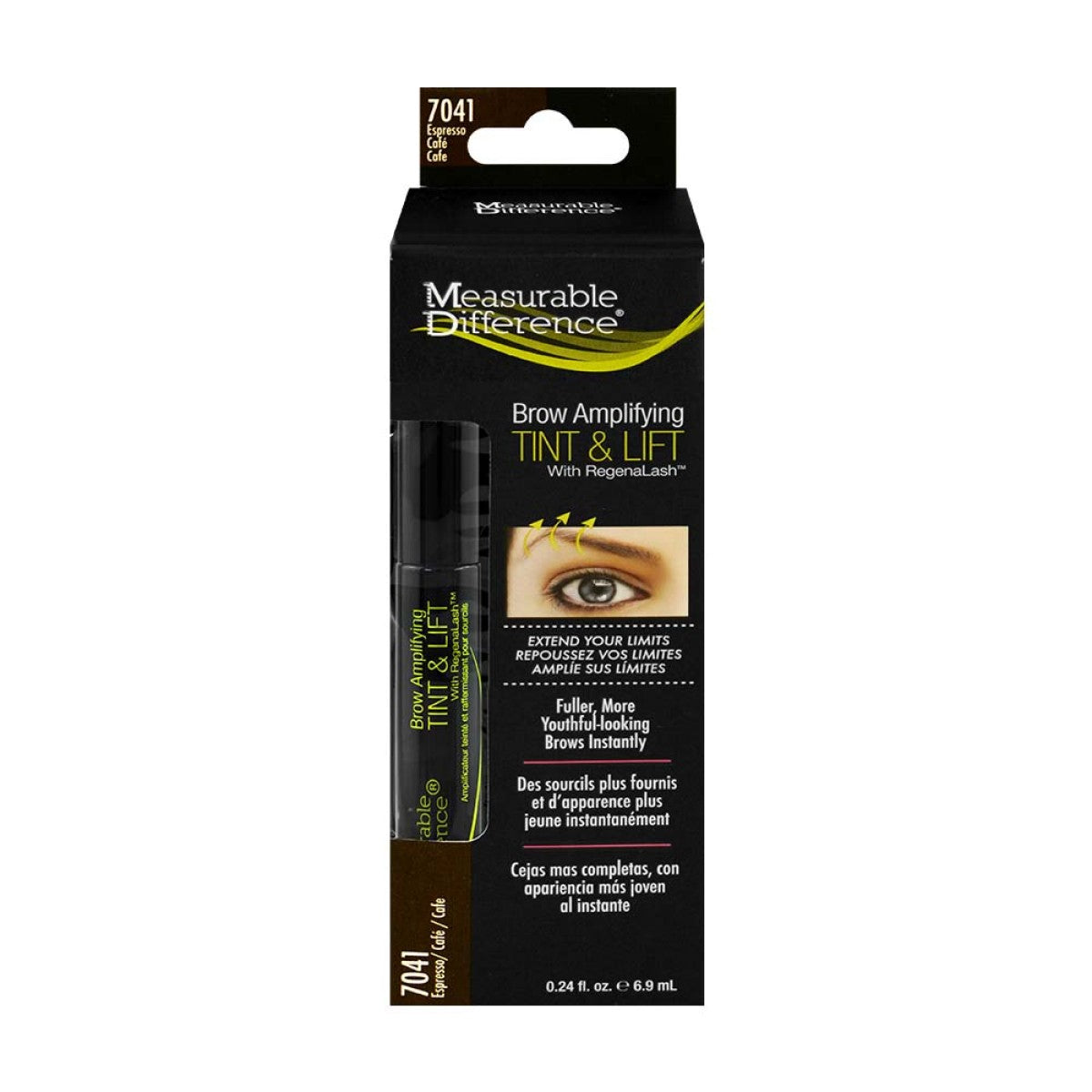 Brow Amplifying Tint & Lift With RegenaLash™ - Espresso