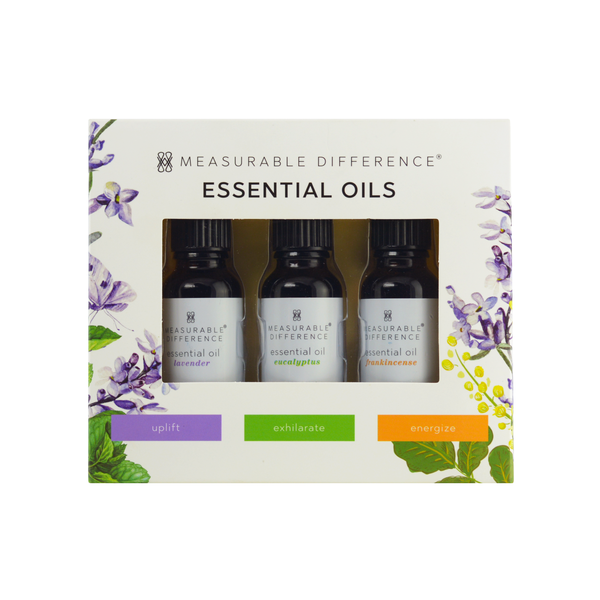 3 PC Essential Oils Set
