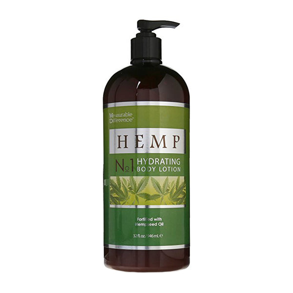 No 1 Hydrating Hemp Body Lotion