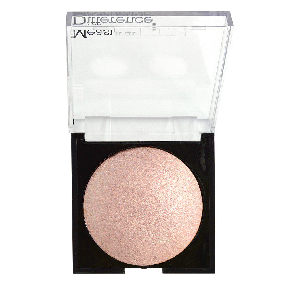 Baked Face + Body Blush + Highlighter Pink