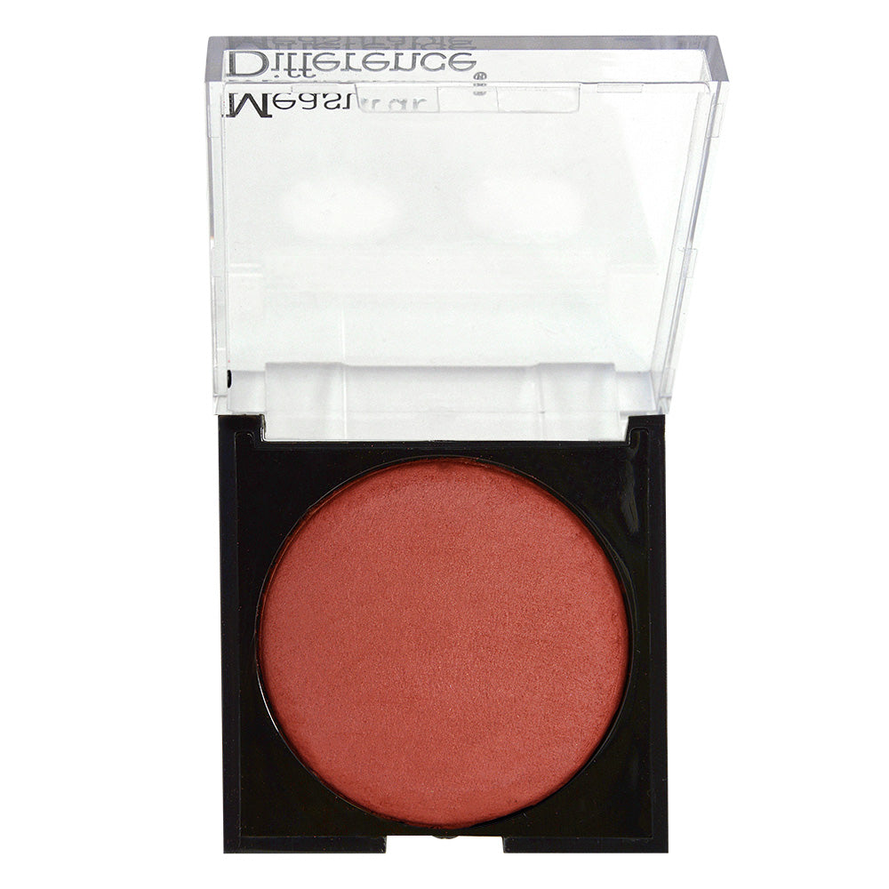Baked Face Blush + Bronzer Pink Rose