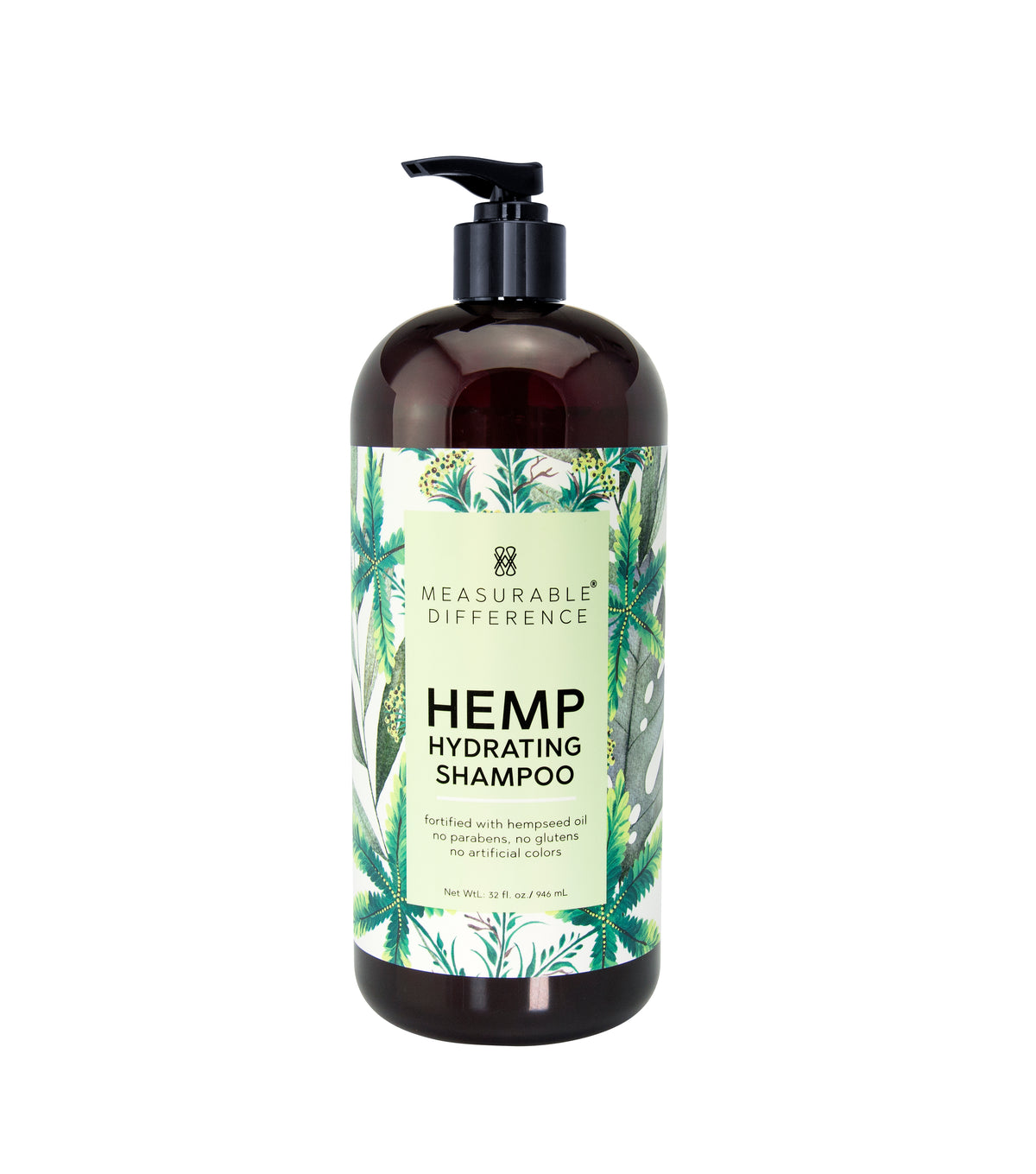 No 1 Hydrating Hemp Shampoo