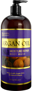 Argan Oil Moisture Repair Body Wash
